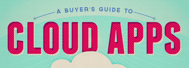 Cloud Infographic: Cloud Apps (A Buyers Guide)