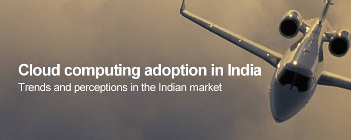 Cloud adoption growing in India: study