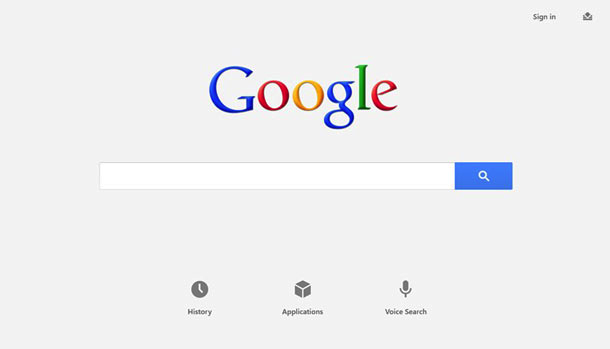Google releases search app for Windows 8