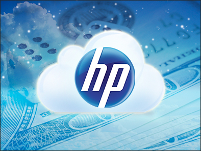 HP Betting Big on Cloud to Help Company Turn Around