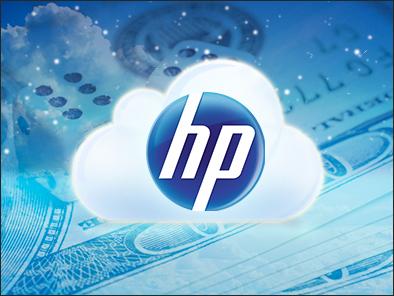 HP Betting Big on Cloud to Help Company Turn Around