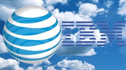 IBM, AT&T team on cloud services