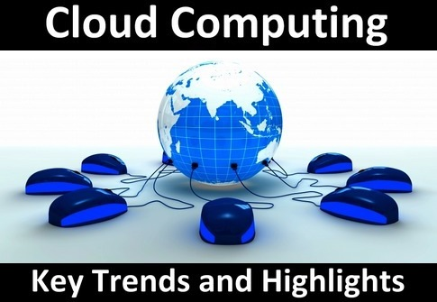 Key Cloud Computing Trends In Each Of The Five Continents