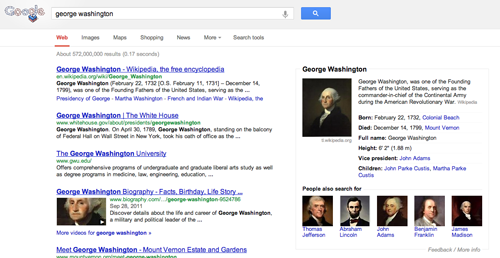 Google Search Unveils New Results Pages [PICS]