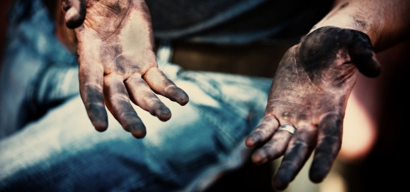 Why You Need to Get Your Hands Dirty