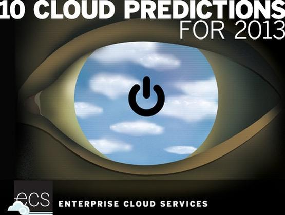 10 cloud predictions for 2013