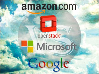 Cloud computing showdown: Amazon vs  Rackspace (OpenStack
