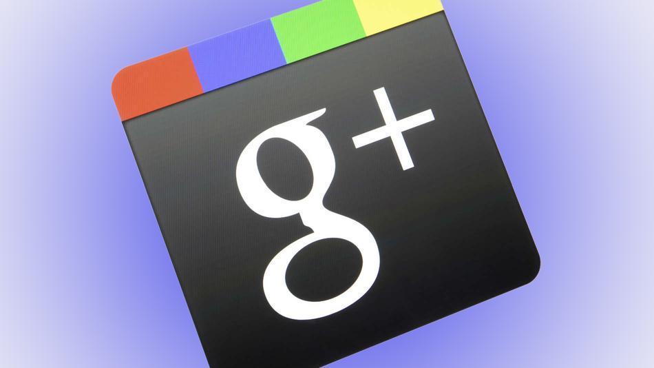 Google+ Testing Social Sharing Bar