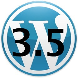 WordPress 3.5 Has Arrived