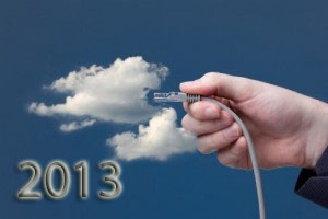 Major Trends For Cloud Computing In 2013