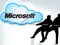 Private cloud meets public cloud in Microsoft's 'Cloud OS'