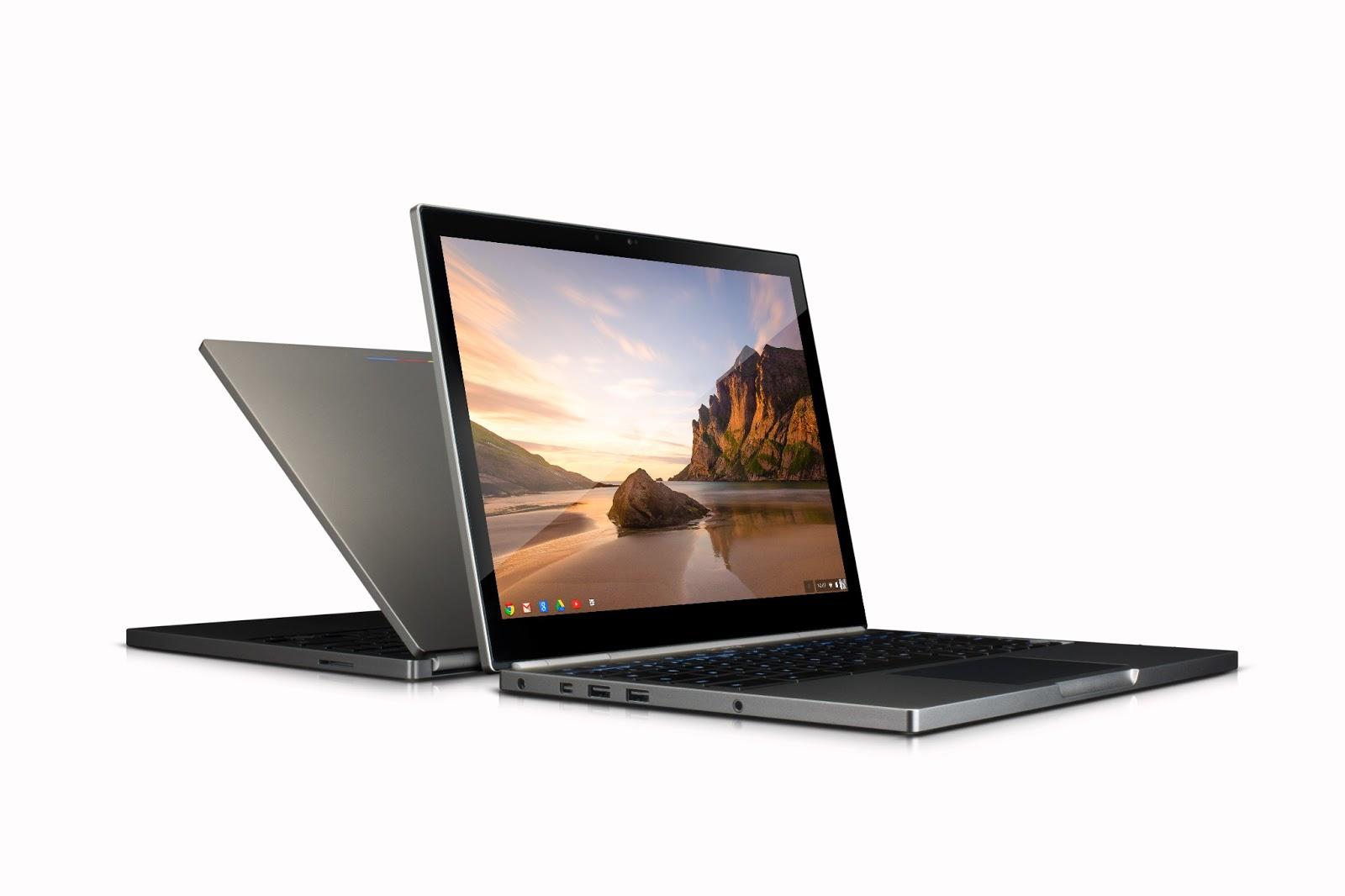 Chromebook Pixel: My First Week Living In Cloud