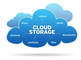 Cloud Infographic: Cloud Storage 2013