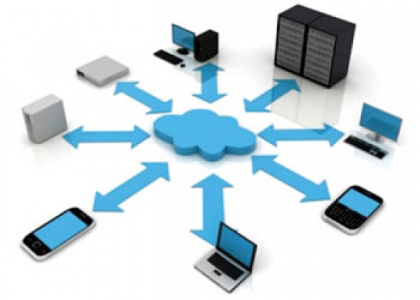 Shaping your IT world with cloud computing