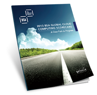 The 2013 BSA Global Cloud Computing Scorecard: A Clear Path to Progress