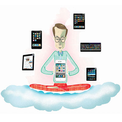 Cloud computing only for techies? Nah, college students chipping in