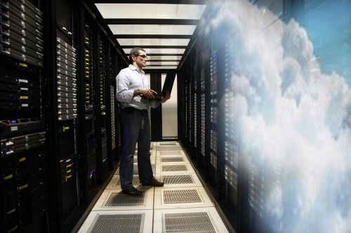 Cloud computing and outsourcing: where does one end and the other begin?