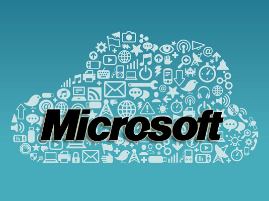 Microsoft, the sleeping giant of the cloud
