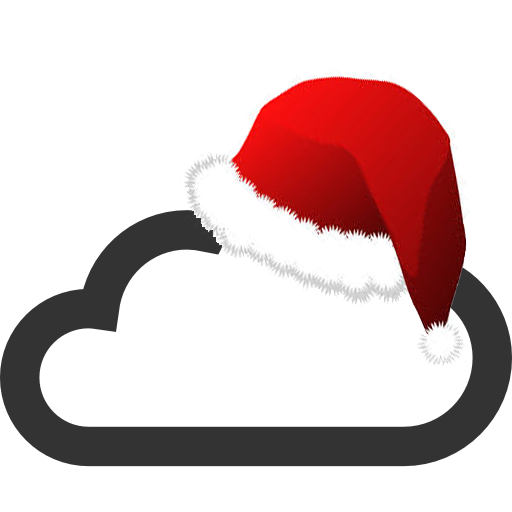 All I want for Christmas from Santa Cloud