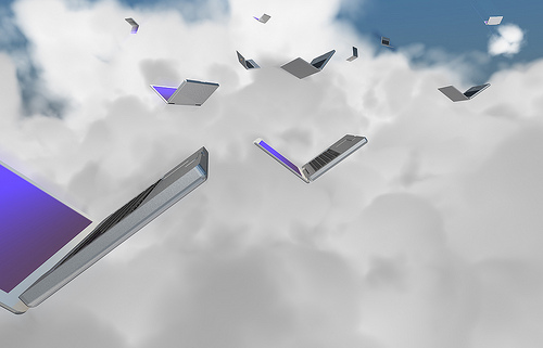How will data protection and cloud computing develop in 2014?