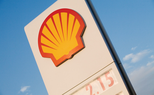 Shell embraces cloud computing to reduce hardware use