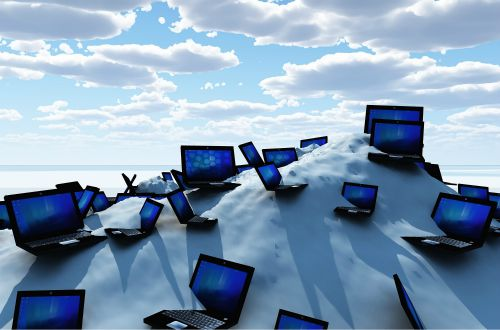 Area schools embrace cloud-based technology