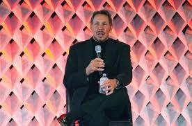 Ellison says IBM and SAP no longer Oracle's main rivals