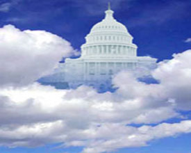 Is the Federal Government Ready to Embrace the Cloud?