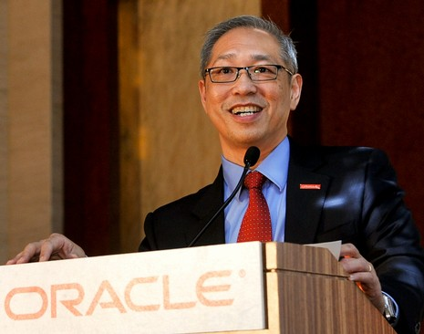 Firmly in the cloud for 2014 Oracle Malaysia