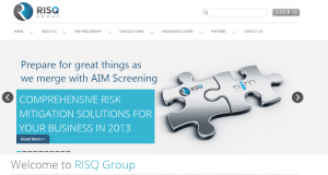 RISQ Group Website- Success Secrets Revealed