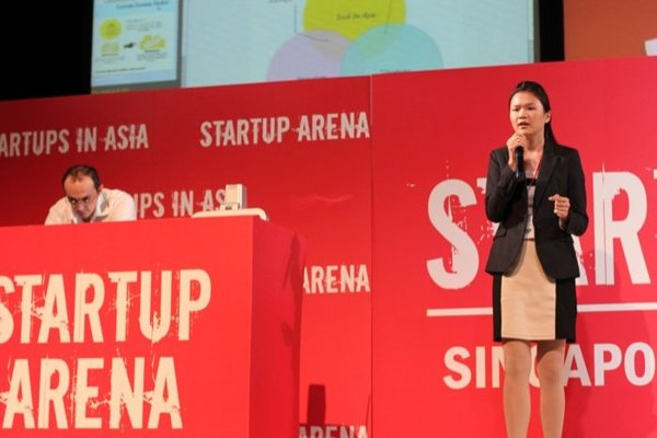 Watch out, Startup Arena is back at Startup Asia Singapore 2014!