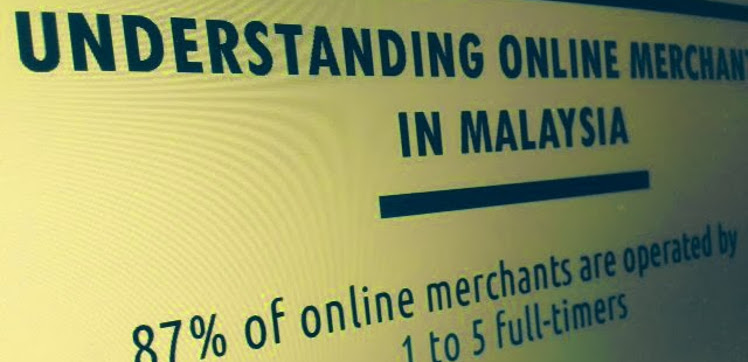 E-commerce infographic: Understanding online merchants in Malaysia