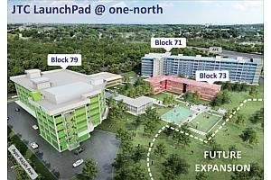 Singapore unveils Silicon Valley- inspired LaunchPad @ one-north