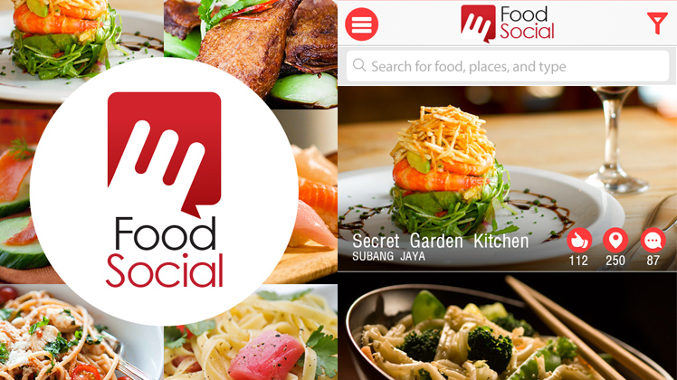 Food Social wants to be the de facto app for Malaysian foodies