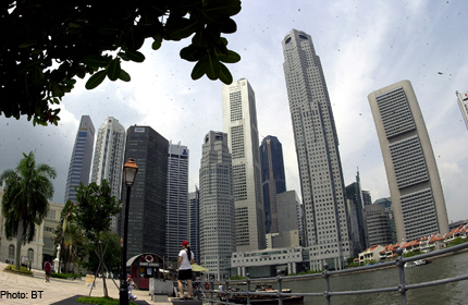 Singapore targets investment in 'disruptive' technologies