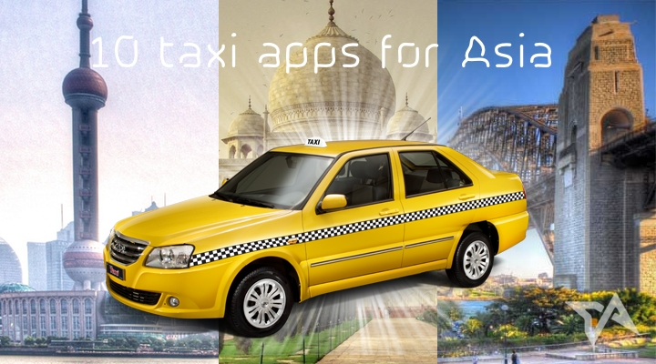 10 taxi apps you can use across Asia