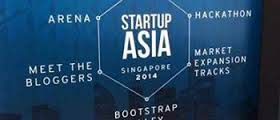 Startup Asia Singapore 2014 at a glance (INFOGRAPHIC)