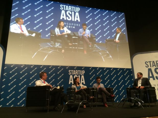 Startup Asia audience selects winner in Bitcoin debate