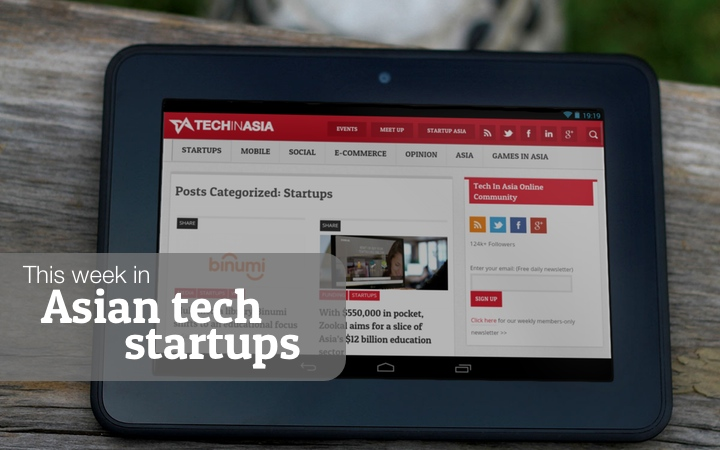26 startups in Asia that caught our eye