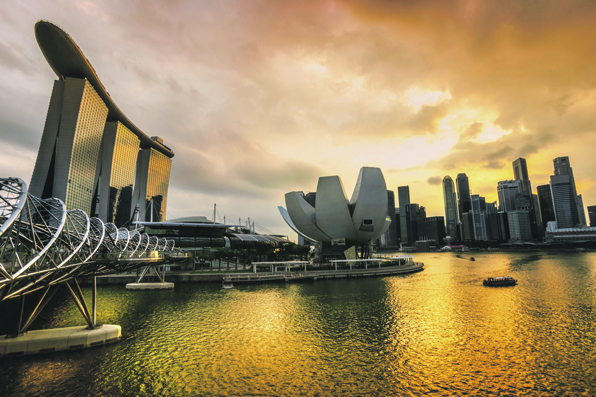 Blazing the E-government trail in Singapore