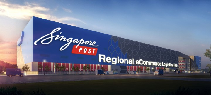 This building could be the future of ecommerce logistics in Southeast Asia