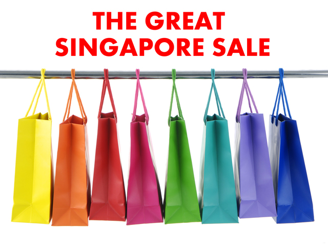 How to be a pro at this year's Great Singapore Sale